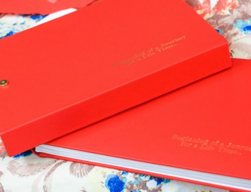 Leather Wedding Albums Samples