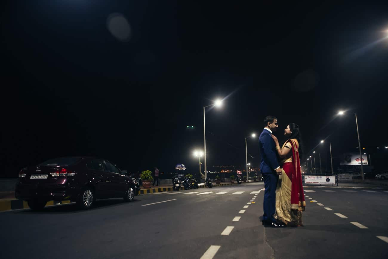 best post wedding couple session south india