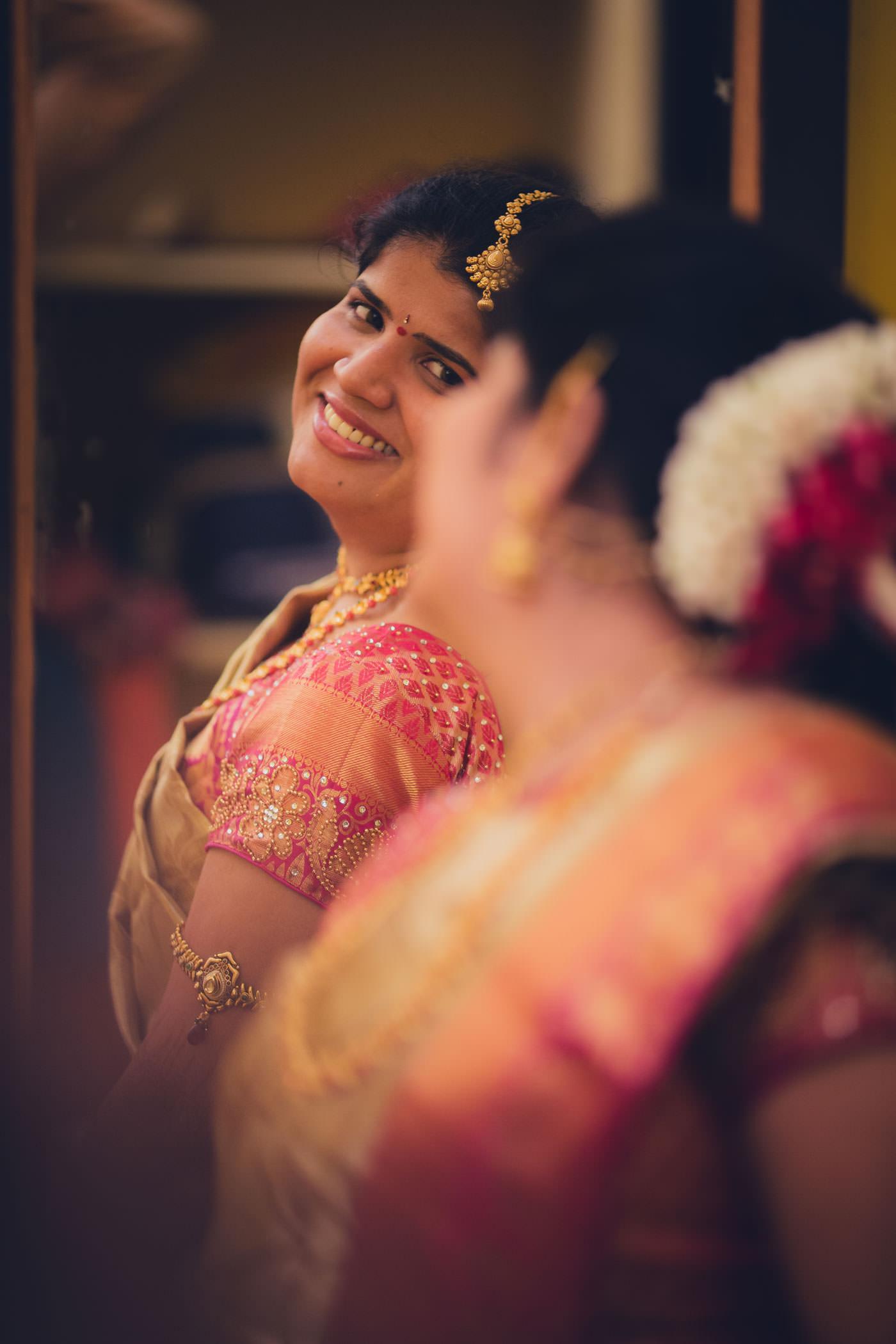 telugu wedding bride portraits