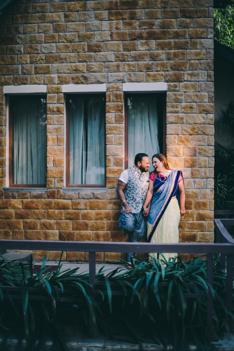 candid moments in outdoor couple session