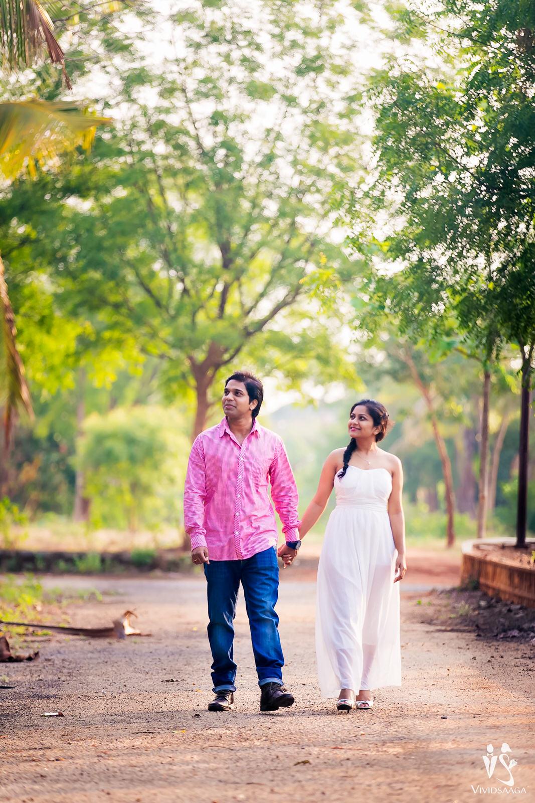 Candid Photography Hyderabad Vishal and Priya