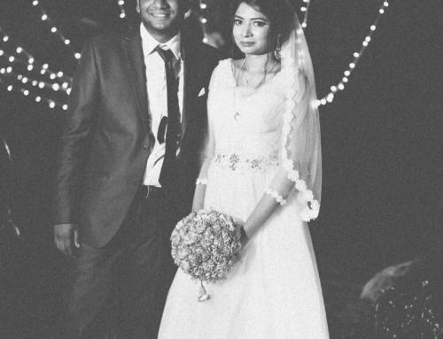 What if your wedding was shot on a Black & White film camera ? – Nani & Kiran Wedding