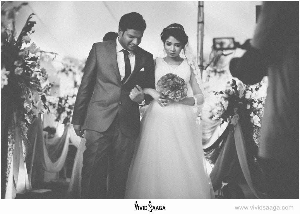 best creative christian weddings photos india