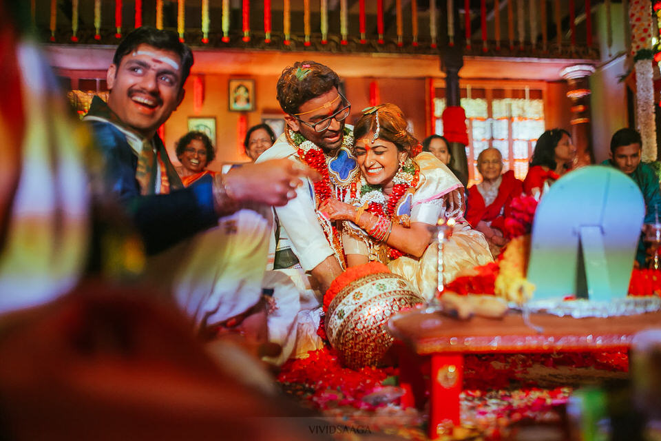 Aditya and Sasha | A Wedding at Ramoji Film City in Hyderabad, India