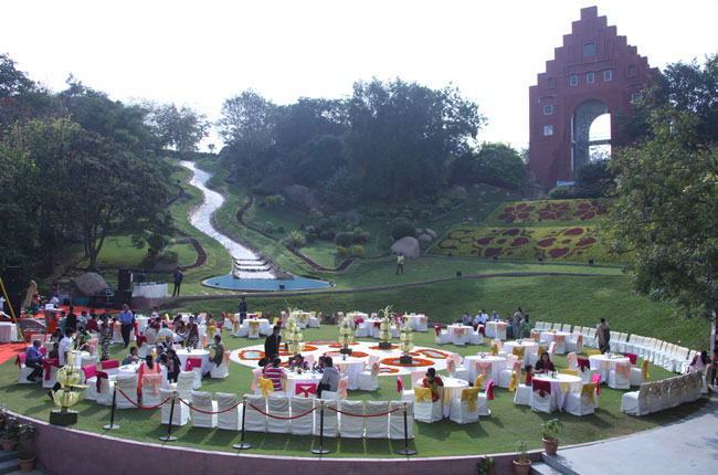 Top 10 Lawn and Garden Wedding Venues in Hyderabad