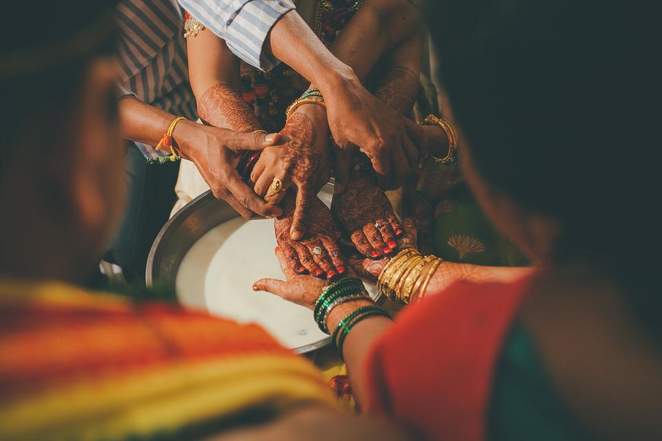 bride performing vidayii rivals