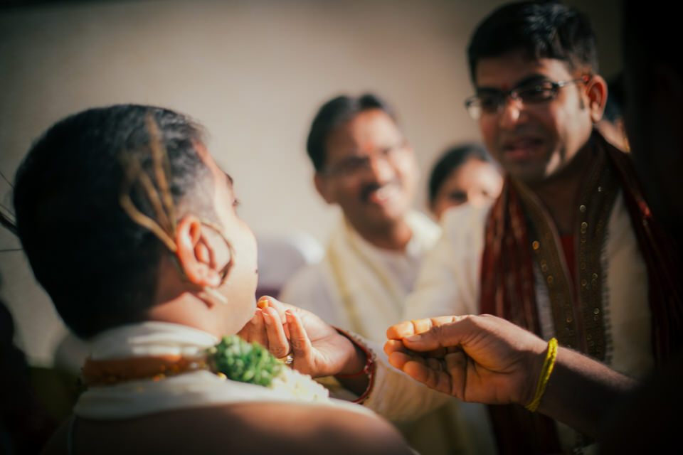groom going to vnavasam and bride side pleasing him not to go