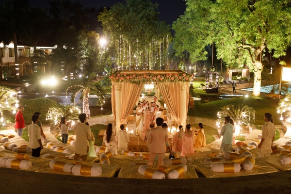 golkonda resorts weddings