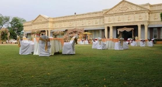 Wedding Venues in Hyderabad - Naren gardens