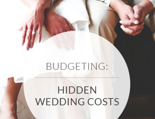 Hidden Costs at the Wedding to Prepare For