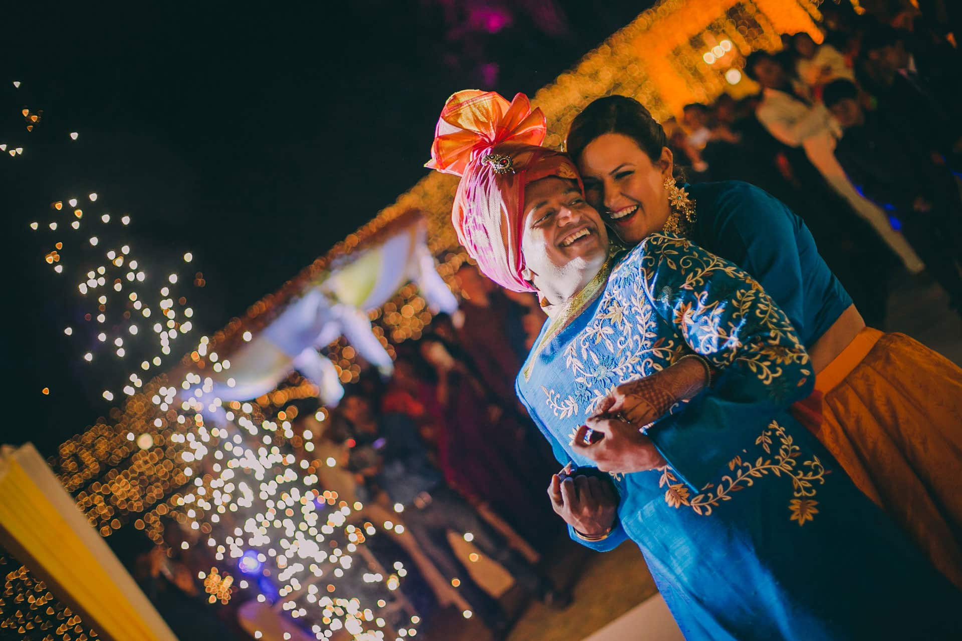 wedding reception photos at golconda resorts