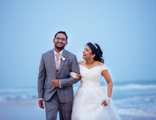 Neethi & Sam | Wedding Photographer Hyderabad